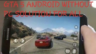 PLAY GTA5 IN REMOTR WITHOUT PC😙😙😙SOLUTION FOR ALL👥👥👥