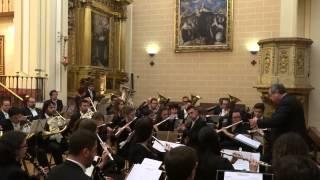 preview picture of video 'Cantemos a Teresa - Banda de Música de Alba de Tormes'