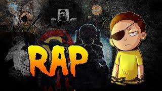 Morty Malvado Origen Rap || Evil Morty Canción CrispyXtreme [Prod. IsuRmX]