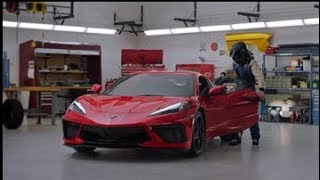 YouTube Video FeMfPDURncw for Product Chevrolet Corvette Sports Car (C8) by Company Chevrolet in Industry Cars