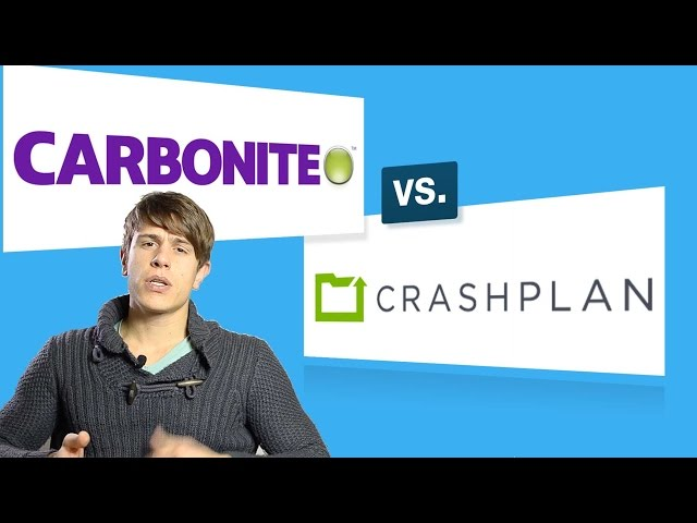 Carbonite vs Crashplan – Comparing the Behemoths of Online Backup