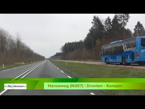 """Parallelweg langs Hanzeweg gaat dicht: """"Vooral vanwege de veiligheid van fietsers"""""""