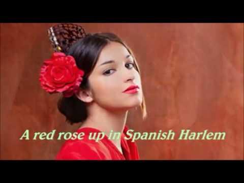 Spanish Harlem, Karaoke