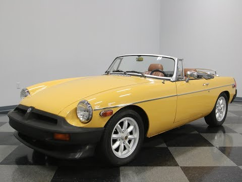 1977 MG MGB for Sale - CC-987278