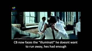 Chris Brown - Matrix 12 Strands Illuminati Exposed