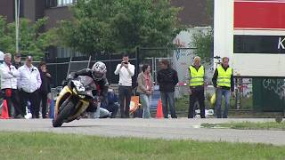 Dutch Superbike race Oss 2013