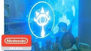 BotW —Sanctuaires d'épreuves 4/4 —Nintendo Treehouse: Live (E3 2016)