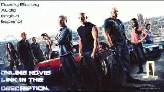 Fast and Furious 6 (link)  Pelucla completa English Español