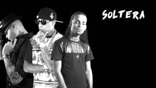 Soltera   Arcangel Ft  Farruko y Ñengo Flow Video Con Letra Los Favoritos Letra 2015