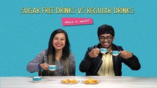 Sugar Free Drinks Vs Regular Drinks: Which Is What?