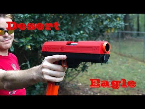 Honest Review: The Dessert Pigeon, Real Steel-Inspired Blaster