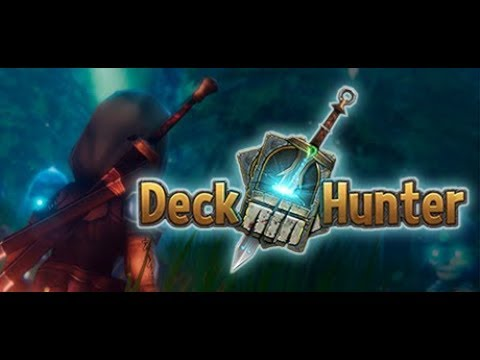 Cute but Savage - Deck Hunter ( PC Game ) Release Day Tutorial Early Access Game