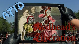 Art Theory 3 - Revisiting the Redhead