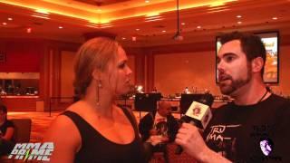 StrikeForce: Ronda Rousey vs Julia Budd (Ronda