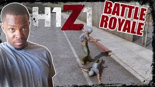 H1Z1 Battle Royale Gameplay - YOU THINK YOU'RE DOPE! | H1Z1 PC Gameplay