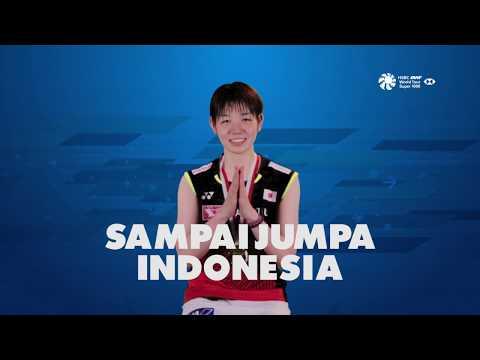 Blibli Indonesia Open 2019 - Story Of The Medal SAYAKA HIROTA (JPN)