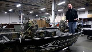 OUTLANDER 165T BLACK AND CAMO