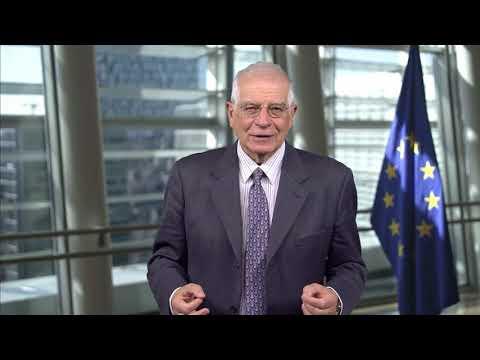 Intervención Alto Representante UE en el Congreso del Futuro 2021