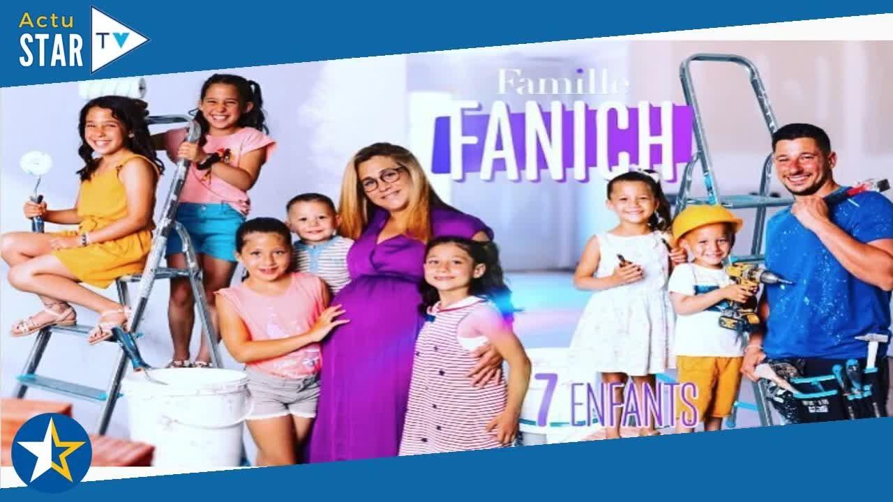 Familles nombreuses, la vie en XXL : un virus contracté par Emilie Fanich à l'origine du handicap de