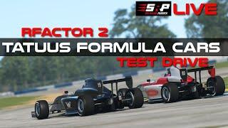 rFactor 2 - Tatuus Formula Cars Test Drive