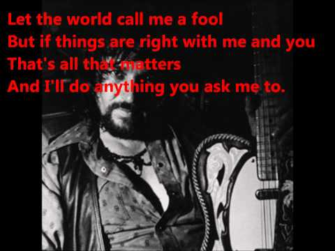 You Ask Me To (Song) by Waylon Jennings