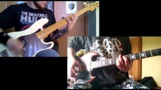 Anti Flag - Bring Out Your Dead (Guitar & Bass cover)