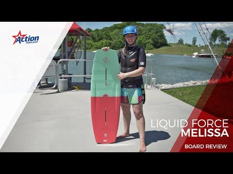 2017 Liquid Force Melissa Wakeboard Review