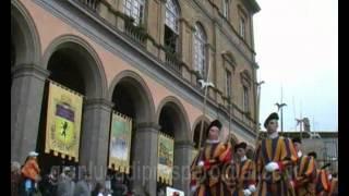preview picture of video 'Acquapendente (vt) 500 anni Guardie Svizzere'