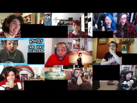 Rwby Volume 6 Chapter 4 Reaction