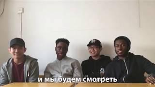 Реакция Иностранцев на MORGENSHTERN Навальный Лёха Уу