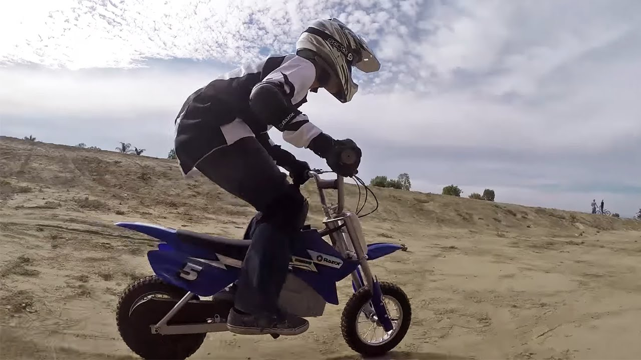 A Dirt Rocket Dream: The MX350