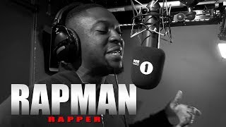 Rapman   Fire In The Booth (part 1)