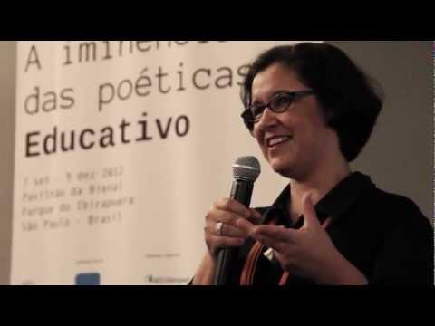 #30bienal (Ações educativas) Formação para professores: Stela Barbieri 2/2