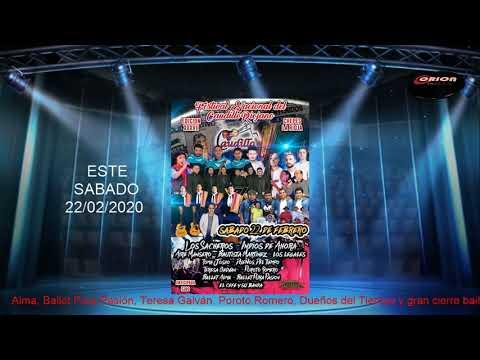 Chepes: El sábado 22 de febrero se vivirá la 37° edición del Festival del Caudillo Riojano en el Club River.