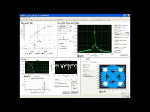 USRP Automated RF PA test - смотреть онлайн на Hah Life