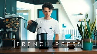 How to Impress With a French Press Coffee
