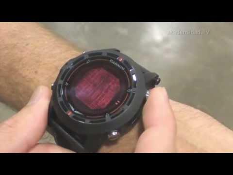 El reloj Garmin D2 pone un GPS en las muñecas de los  pilotos de aviones