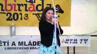 KPV TUL   Štěpánka Uková   Bambiriáda 2013 Liberec   HD 1080p