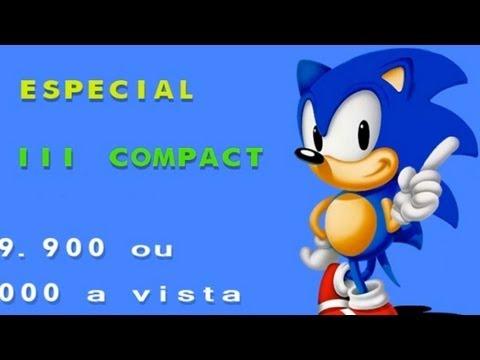 Sonic the Hedgehog 2 Brazilian Tec Toy Promo - HD remake (HiSMS)