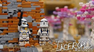 The Siege of the Capital (THE LACEROPES MISSION PART 10) LEGO Star Wars MOC RebelLUG