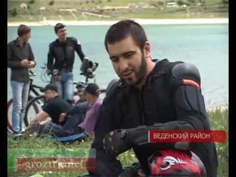 Смотреть видео-репортаж о велоспорте в Чечне