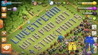 Ask your Clash of Clans questions here! We will help you!!