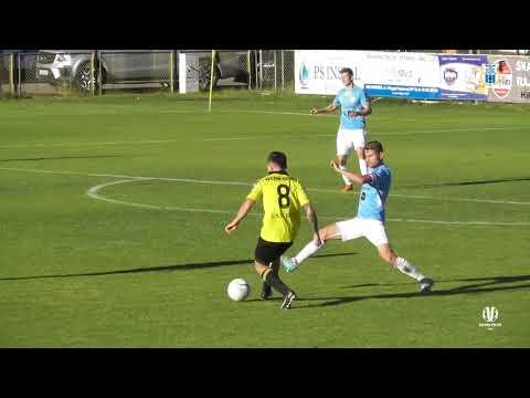 Bramki z meczu Gryf Wejherowo - Stomil Olsztyn 1:3
