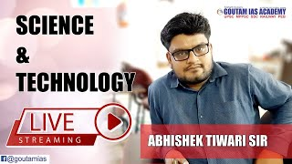 Abhishek Sir Live - Science & Technology
