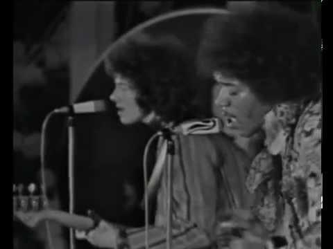 "Jimi Hendrix ""Wild Thing"" 1967-05-11"
