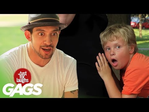 What a Rude Child - Hilarious Prank!