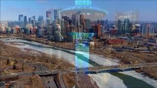 Calgary,Alberta City Of Canada Tour 2018 (HD FULL VIDEO)
