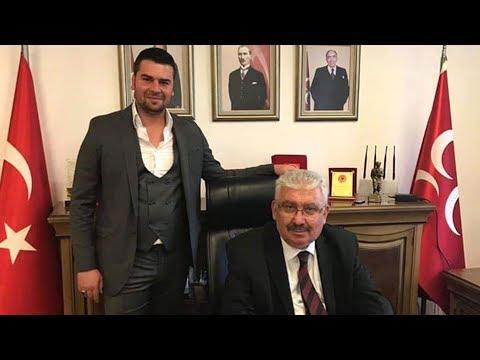 MHP Genel Başkan Yardımcısı Semih Yalçın'ın oğlu İlteber Yalçın'nın son yolculuğuna uğurlandı