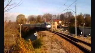preview picture of video 'Husarz na linii 190 w Starym Bielsku'
