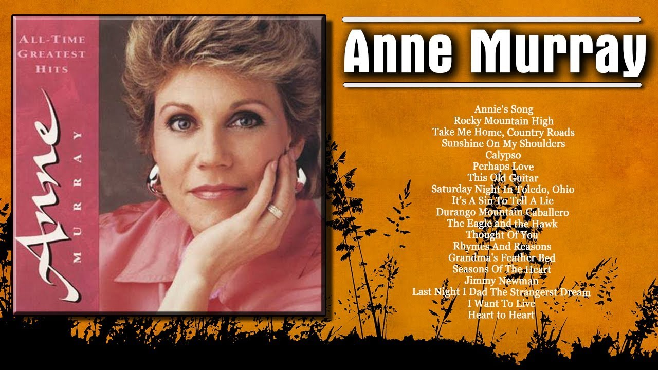 Anne Murray Greatest Hits Full Albums - Best Of Anne Murray